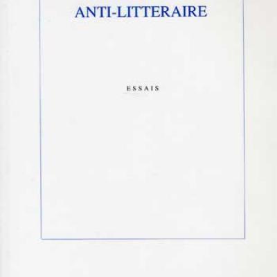 Itinéraire anti-littéraire par Gerald Robitaille