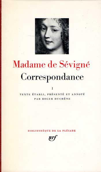 """Résultat de recherche d'images pour """"correspondance madame de sévigné tome 1"""""""