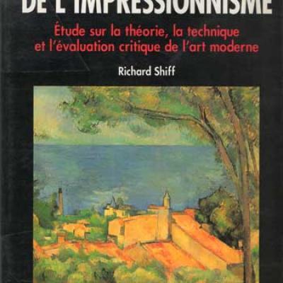 Cézanne et la fin de l'impressionnisme par Richard Shiff