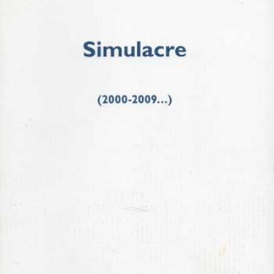 Simulacre (2000-2009...) par Claude Ollier