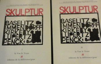 Collectif Skulptur La Vue Le Texte