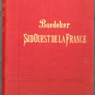 Baedeker Sud-Ouest de la France