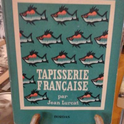 Lurçat Jean Tapisserie française VENDU