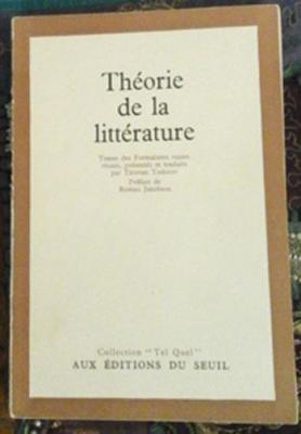 Theoriedelalitterature