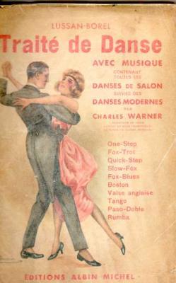 Lussan-Borel Traité de danses