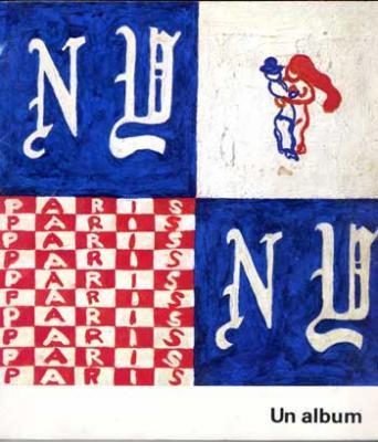 Pontus Hulten présente Paris-New York Un album