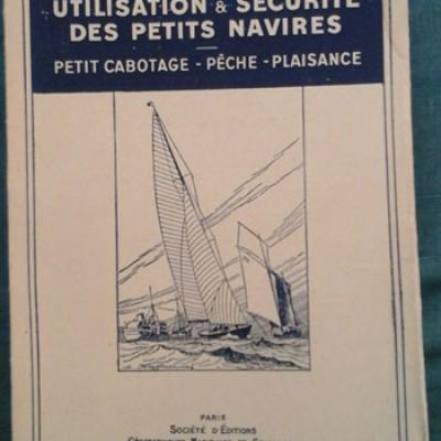 Marie Jean Utilisation et sécurité des petits navires
