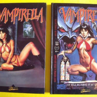 Vampirella Tomes 1 et 2