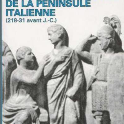 Sociétés et structures sociales de la péninsule italienne (218-31 avant J.-C.) par D.et Y.Roman