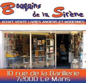 Les Bouquins De La Sirène